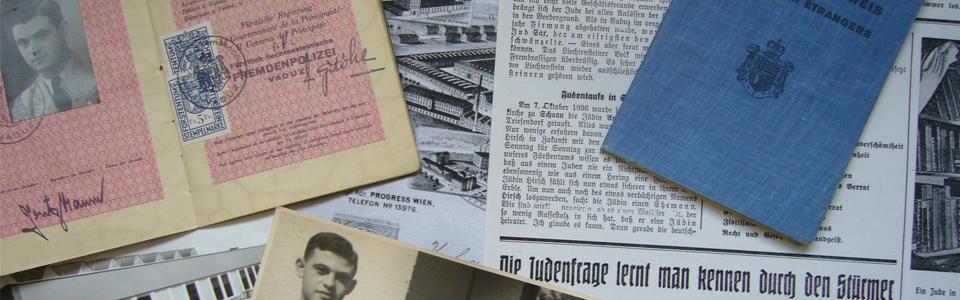 Vortrag Stefan Keller: Von Flüchtlingen, Schleppern und Polizisten. Die Schweizer Grenze 1933-1945 .