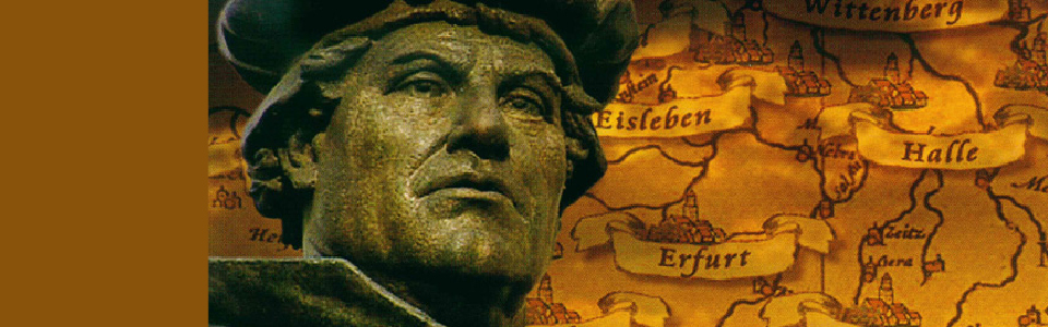 Luther – sein Leben, Weg und Erbe. Filmpräsentation im Rahmen des Videograndprix Liechtenstein