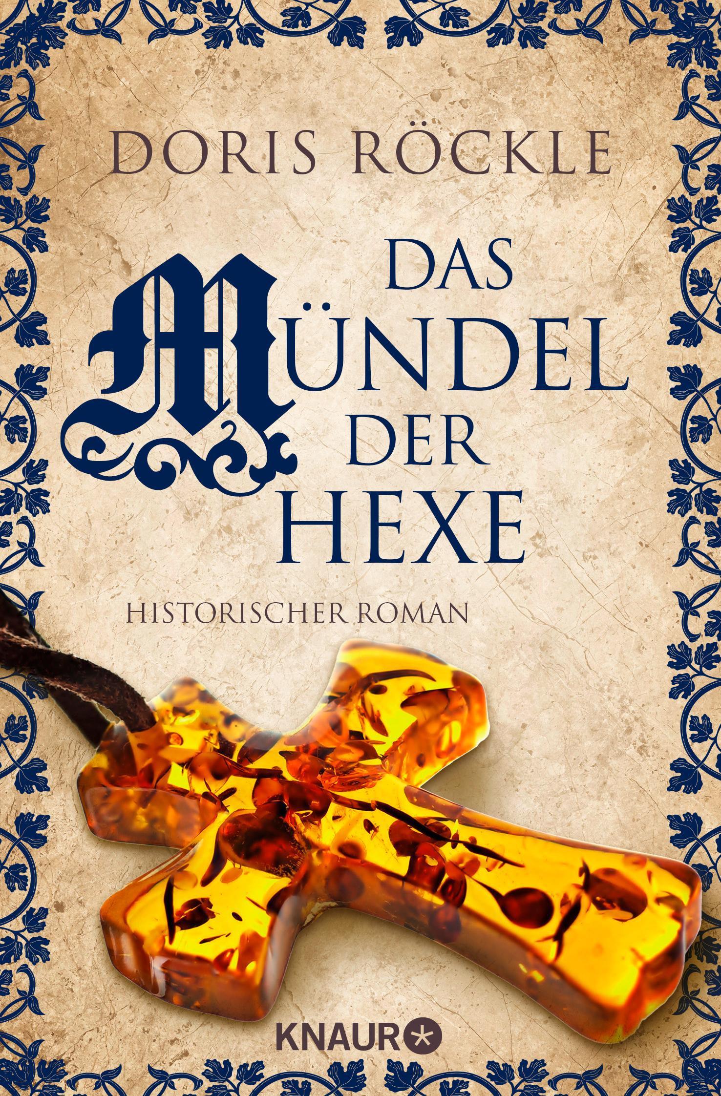 """""""Das Mündel der Hexe"""" – Lesung mit Doris Röckle"""