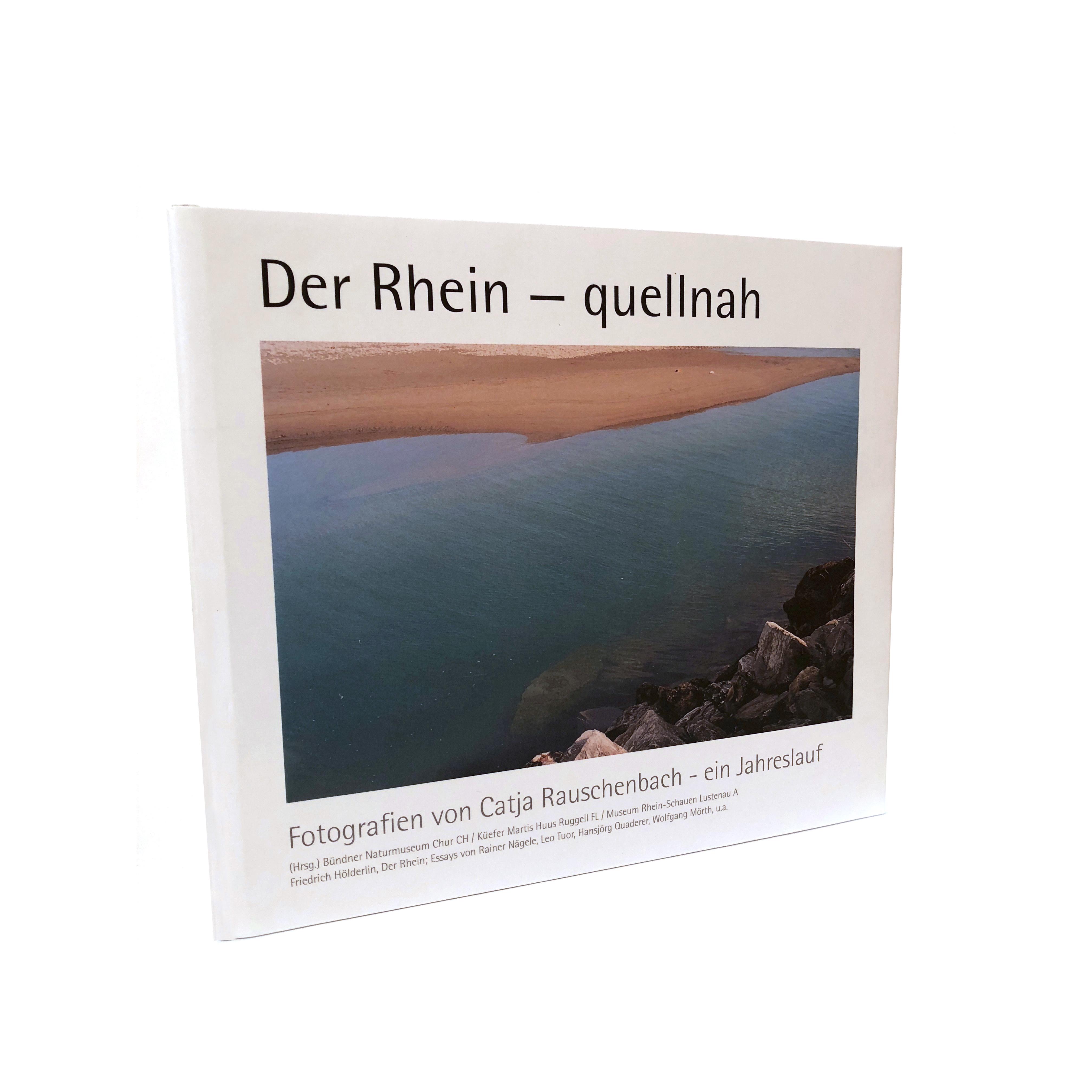 Der Rhein – quellnah.