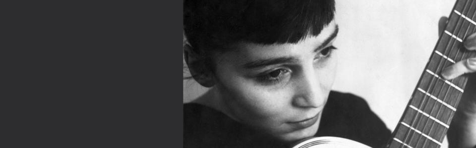 Georgische Lieder von Inola Gurgulia (1929 – 1977)