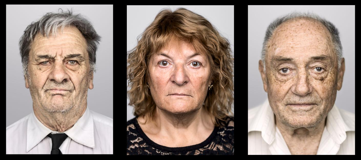 Verlängert bis 28. Juni 2020: Verdingkinder. Portraits von Peter Klaunzer