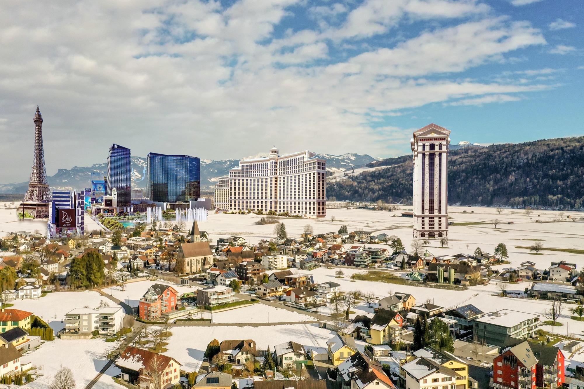 Las Vegas – Liechtenstein